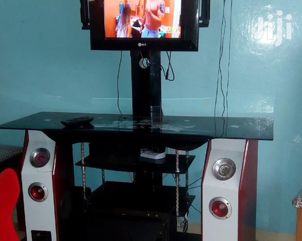Archive: Tv Stand With A Tv Mounting On Top 65inchs