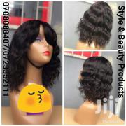 100% Indian Human Hair Wig With Fringe | Hair Beauty for sale in Nairobi, Nairobi Central