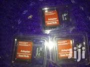 San Disc Memory Card And Adapter 8 And 2 Gigabytes | Accessories for Mobile Phones & Tablets for sale in Nairobi, Nairobi West