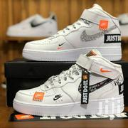 Nike Air Force One Just Do It Unisex Sneakers | Shoes for sale in Nairobi, Nairobi Central