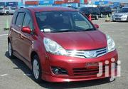 New Nissan Note 2011 Red | Cars for sale in Nairobi, Nairobi Central