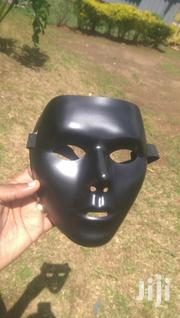 Black Masquerade Halloween Demo Costume Party Mask Kenya Supplier | Clothing Accessories for sale in Nairobi, Mountain View