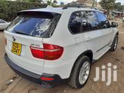 BMW X5 2008 White | Cars for sale in Nairobi, Kilimani