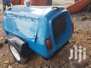 Compressor - Large Road Tow Compressor With In Built Generator | Heavy Equipment for sale in Nairobi, Embakasi