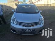 New Nissan Note 1.4 2012 Silver | Cars for sale in Nairobi, Embakasi