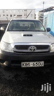Toyota Hilux 2004 2800 Raider D-Cab Silver | Cars for sale in Nairobi, Ngara