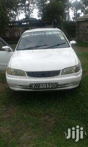 Toyota Corolla 2001 Sedan White | Cars for sale in Kiambu, Ruiru