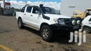 Toyota Hilux 2008 2.5 D-4D Double Cab White | Cars for sale in Nakuru, Biashara (Naivasha)
