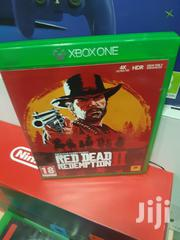 Red Dead Redemption 2 Xbox One Up For Grabs | Video Game Consoles for sale in Nairobi, Nairobi Central