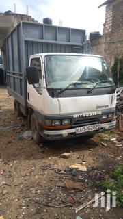 Mitsubishi Canter 2004 White | Trucks & Trailers for sale in Mombasa, Mji Wa Kale/Makadara