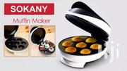 Sokany Non Stick Maffin And Cupcake Maker | Home Appliances for sale in Nairobi, Nairobi Central