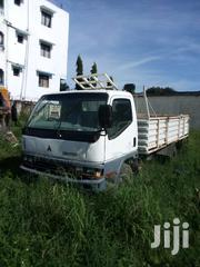 Mitsubishi Canter 2002 White | Trucks & Trailers for sale in Mombasa, Mji Wa Kale/Makadara