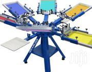 4color 4 Station Screen Printing Machine | Printing Equipment for sale in Nairobi, Nairobi Central
