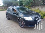 Toyota Auris 2007 1.4 VVT-i Black | Cars for sale in Kiambu, Township E