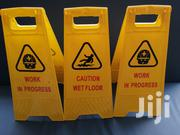 Caution Boards At Afdordable Prices | Safety Equipment for sale in Nairobi, Nairobi Central