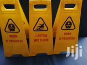 Caution Signage | Safety Equipment for sale in Nairobi, Nairobi Central