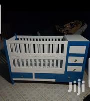 Hard Wood Baby Cot | Children's Furniture for sale in Mombasa, Mkomani