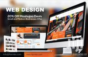 Shujaa Web Design Offer For Small And Medium Business | Computer & IT Services for sale in Nairobi, Westlands