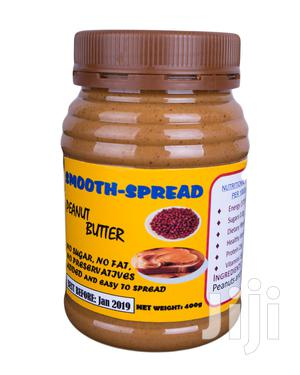 Smooth Spread Natural Peanut Butter