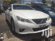 Toyota Mark X 2012 White | Cars for sale in Nairobi, Kilimani