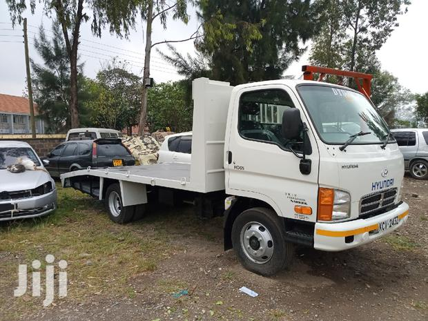 Towing & Recovery Services