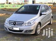 Mercedes-Benz B-Class 2011 Silver | Cars for sale in Nairobi, Kilimani