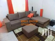 Quality And Unique 5 Seater Corner Seats | Furniture for sale in Nairobi, Ziwani/Kariokor