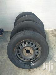 Linglong Tyres 185/70R14 With Rims | Vehicle Parts & Accessories for sale in Nairobi, Mugumo-Ini (Langata)