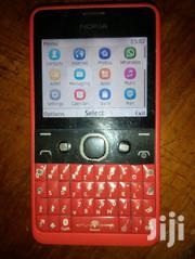 Nokia Asha 210 512 MB Red | Mobile Phones for sale in Mombasa, Ziwa La Ng'Ombe