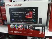 Pioneer AVH-X8850BT Car Av Receiver With DVD/FM/Car Play/Android Auto | Vehicle Parts & Accessories for sale in Nairobi, Nairobi Central
