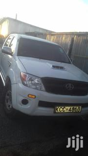 Toyota Hilux 2008 3.0 D-4D Double Cab White | Cars for sale in Kajiado, Kitengela