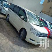 Honda Stepwagon 2011 White | Cars for sale in Mombasa, Shimanzi/Ganjoni