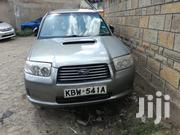 Subaru Forester 2006 2.0 X Trend Silver | Cars for sale in Nairobi, Nairobi Central