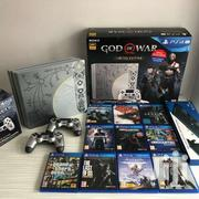 Sony Playstation 4 Pro Limited Edition God Of War 1TB Console   Video Game Consoles for sale in Nairobi, Nairobi Central