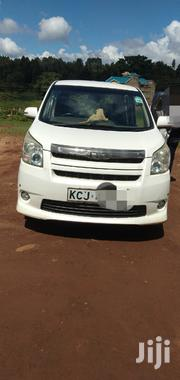 Toyota Noah 2010 White | Cars for sale in Nyeri, Iria-Ini