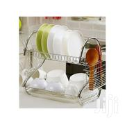 Dish Rack 2 Tier, Modern Design Stainless Steel | Kitchen & Dining for sale in Nairobi, Eastleigh North