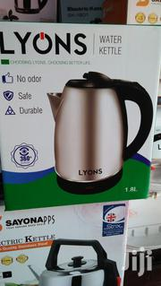 Lyons Electric Kettle | Kitchen Appliances for sale in Nairobi, Nairobi Central