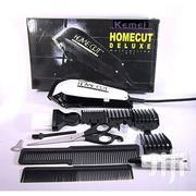 Professional Hair Clipper/Shaver/Trimmer Kemei | Tools & Accessories for sale in Nairobi, Nairobi Central