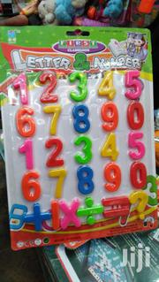 Magnetic Numbers And Letters | Toys for sale in Nairobi, Nairobi Central