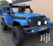 Jeep Wrangler 2011 Blue | Cars for sale in Nairobi, Kilimani