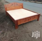Mahogany Bed 5*6 | Furniture for sale in Nairobi, Nairobi Central