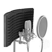 ( NEW ) Studio Recording Microphone Isolator Panel / Reflection Shield | Audio & Music Equipment for sale in Nairobi, Nairobi Central