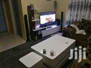 Tv Stand And Coffee Table+2stool | Furniture for sale in Nairobi, Ngara