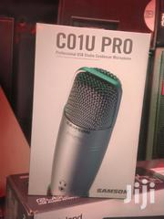 Samson Usb Studio Condenser Microphone | Audio & Music Equipment for sale in Nairobi, Nairobi Central