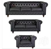 6 Seaters Chesterfield Sofa Set | Furniture for sale in Nairobi, Ngara