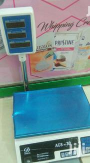 Acs-30 Weighing Scale | Store Equipment for sale in Nairobi, Nairobi Central