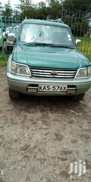 Toyota Land Cruiser Prado 2000 TX Green | Cars for sale in Kajiado, Ngong