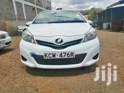 Toyota Vitz 2012 White | Cars for sale in Kiambu, Township C