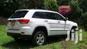 New Jeep Grand Cherokee 2012 White | Cars for sale in Nairobi, Karura