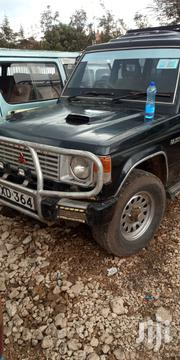 Mitsubishi Pajero 1997 Black | Cars for sale in Kajiado, Ngong
